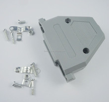 New Plastic Cover Housing Hood For D-SUB 37 Pin Connector