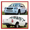 Chinese New Car Pickup diessel: 4*4 drive version Higer pickups