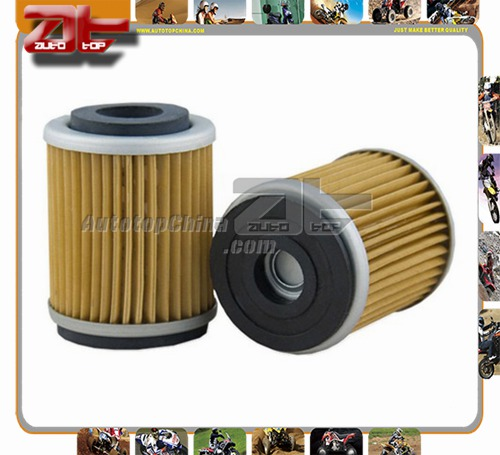Performance Motorcycle Oil Filter For YAMAHA YFM350 RAPTOR HF142