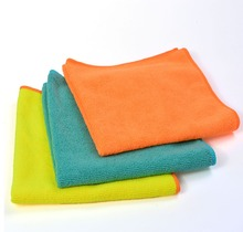 Chinese Large Stock Towel Excellent Absorbent Micro Fiber Cleaning Cloth