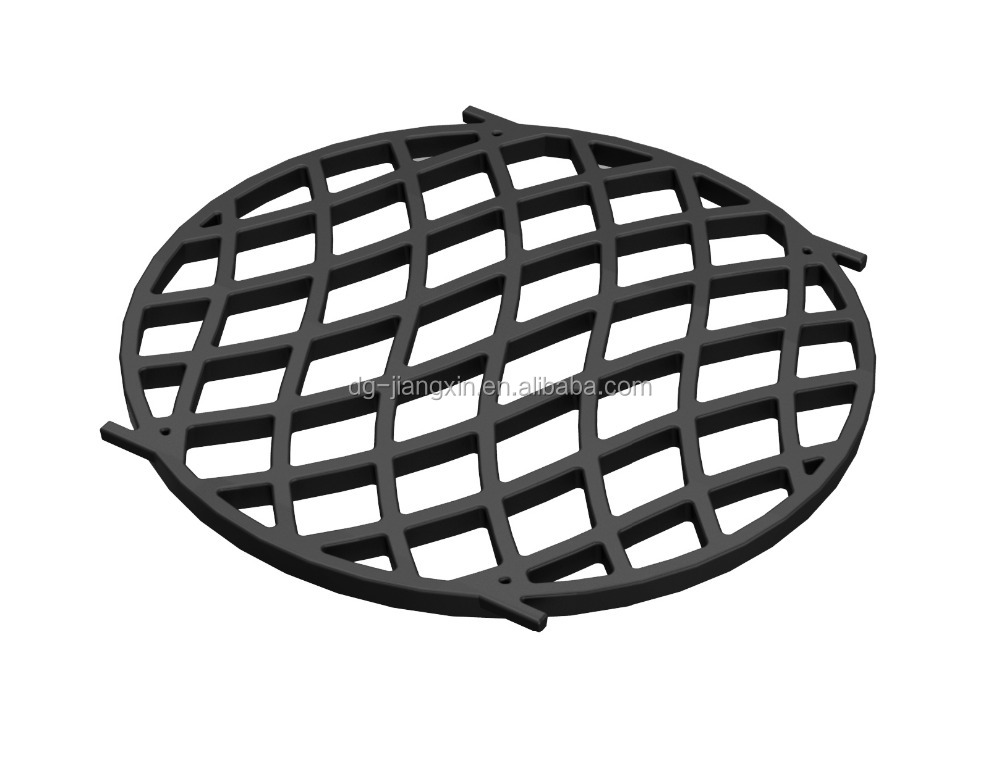 Gourmet BBQ System cast iron Sear Grate for replacement for weber 8834