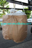 1000kg to 3000kg big bag 1 ton 1.5 ton,pp woven bulk bag for industrial material sand cement lime