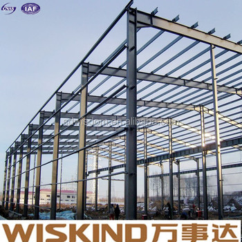 Steel Structure Building Warehouse and Workshop