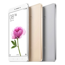 New Products 2017 Innovative Product Ideas Android Phone Quad Core 6 inch Xiaomi Mi Max 128GB 16MP Mobile Smartphone