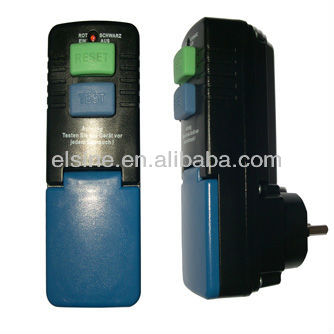 Portable RCD/Plug &Socket/RCD Safety Adaptor(RCD01G)
