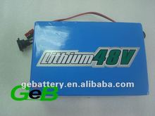 lithium battery for golf cart lifepo4 48v 10Ah