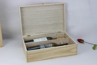 Old fashioned Wooden Wine Box