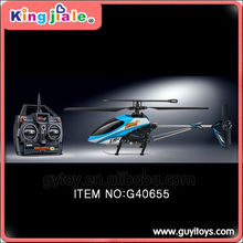 4ch single blade rc helicopter