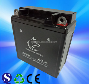 12v Voltage and Free Maintenance Type 12v 5ah 10hr motorcycle battery