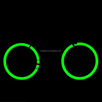 Wholesale single speed glow in the dark track bicycle factory direct cheap fixie track bike