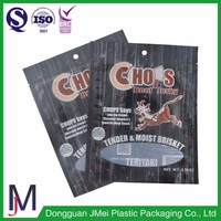 -Fctory OEM gravure printing and laminated plastic flexible packaging spice plastic doy pack bag