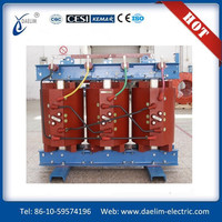 SC(B) 22kv isolation 1500kva dry type transformer price of china