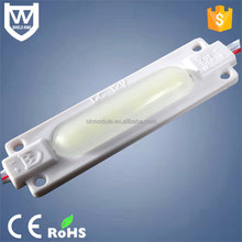 High quality DC 12V smd 5730 led module light with lens waterproof IP65 led module for signage