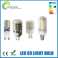 G9 24C SMD 5050 LED g9 led light 3.8W BULB 220V mini led tv,g9 halogen led replacement