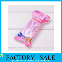 plastic medical bag for tongue scriper, medical bag