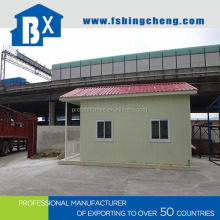 cheap pre built modular homes made in china