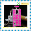 Factory Supply tpu Perfume Bottle cell Phone Cases for Samsung S5
