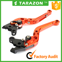 CNC adjustable Folded Extendable motorcycle Brake Clutch Levers for KTM
