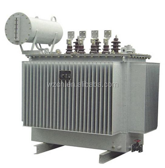 630kw distribution transformer 630kva transformer with oil tank