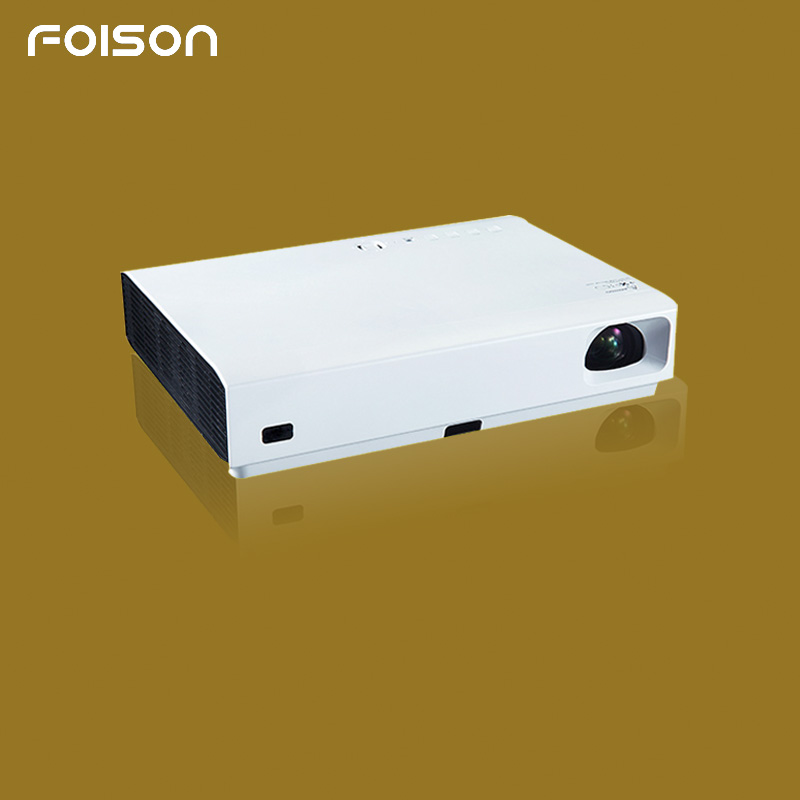 Best selling product bluetooth 1080p data show 7000 lumens full hd 3d led smart wifi short throw projector