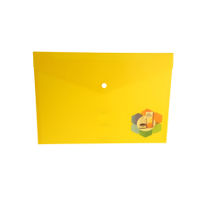 packing list envelope documents enclosed pouch custom logo A4 A5 size plastic waterproof document
