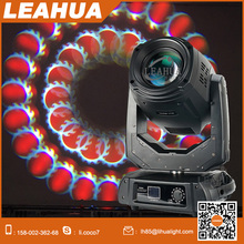 New products 2017 17r beam spot wash 3 in 1 350w moving head light