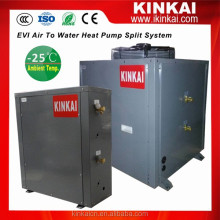 Cold Cliate EVI Air To Water Heat Pump Split System