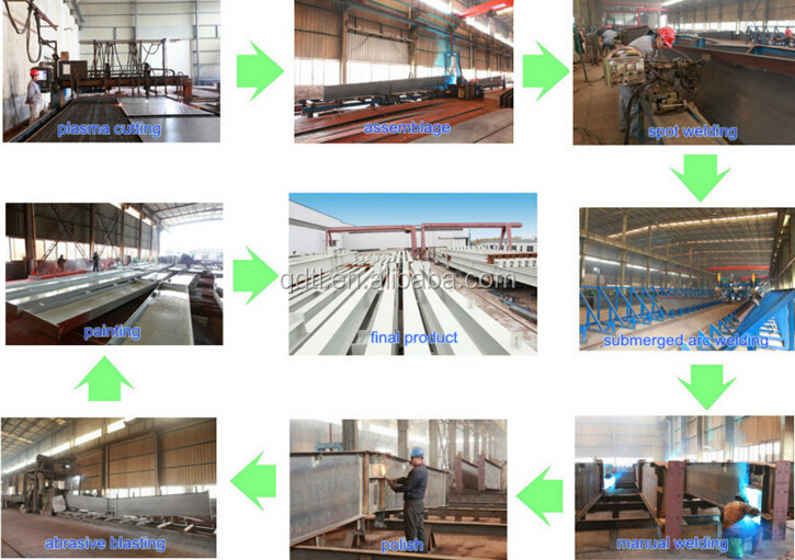Stable Galvanized Steel structure Top Horse Stable