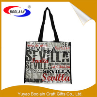 China wholesale cheap custom reusable shopping bag, foldable shopping bag with logo alibaba cn