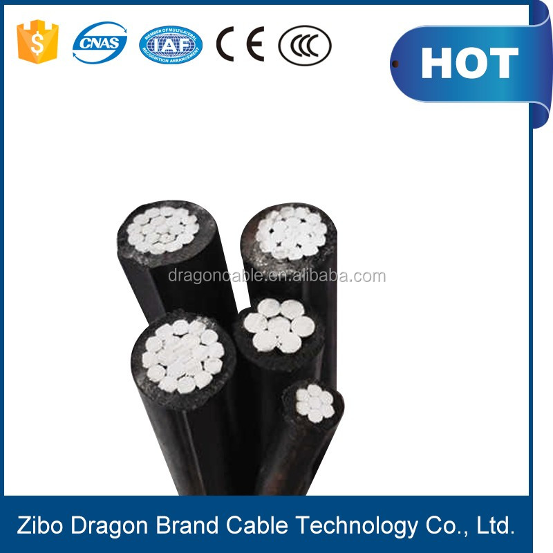 ABC cable,0.6/1kv Aerial Bundled Cable xlpe power cable
