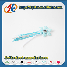 Custom Cute Snow Shape Magic Wand Toy