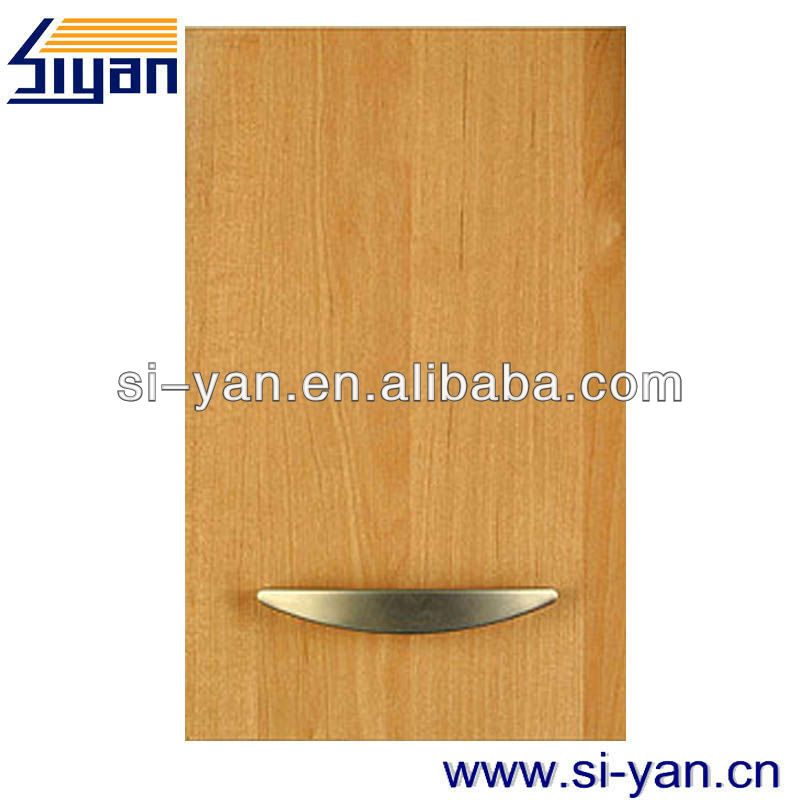 cabinet wood veneer moulded door skin