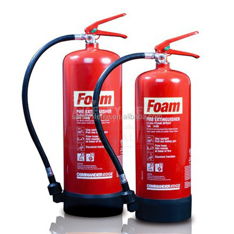foam fire extinguisher 9L/Portable foam extinguisher/Fire extinguisher stand