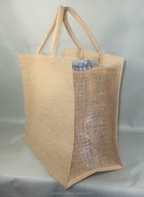 Elegant appearance classical china supplier gift jute bags wedding