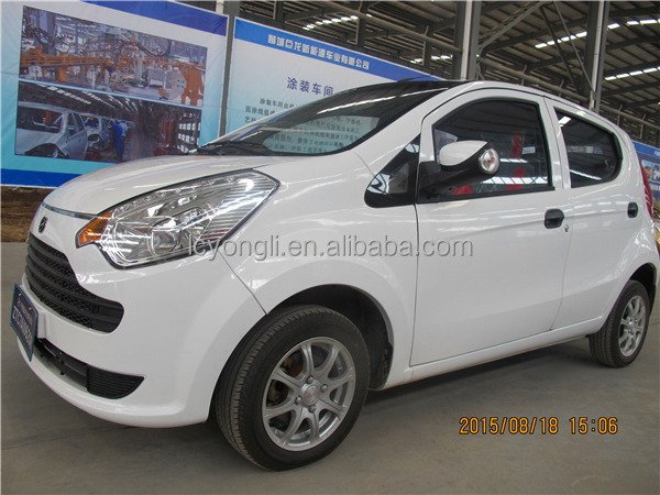 chinese new mini smart 80 km/h 4kw electric car