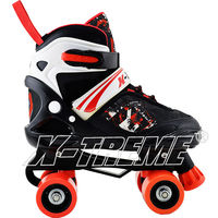 adujustable short track ice speed skating quad speed skates RPIS0780