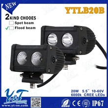 20W 10-60V Immediate Shipping motorcycle accessories motorcycle double headlight headlight motorcycle