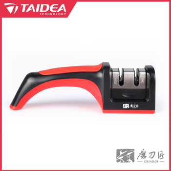 Taidea Two Stages Chef knife and Carbide Knife Sharpener /Sharpener knife TG1206