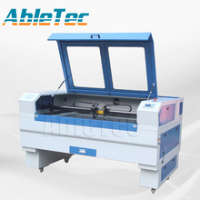 China homemade 1390 wood cnc laser cutting engraving machine 15mm acrylic laser cutter ABJ1390