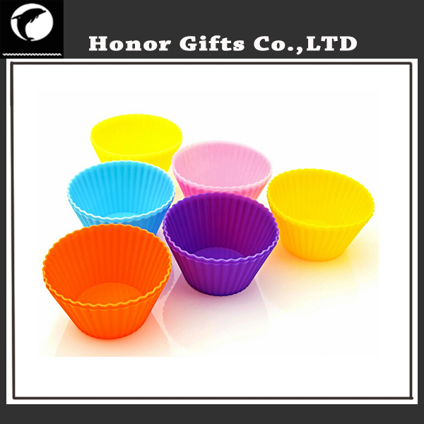 Mini Cake Stand Food Grade FDA Approved Silicone Muffin Cup