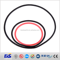 Nitrile/Viton/Buna/EPDM/NBR rubber o-rings for medical with good grade quality standard