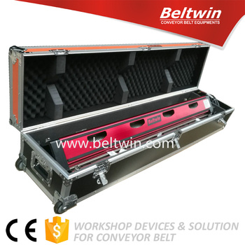 Beltwin high efficiency pvc pu belt air cooling conveyor belt jointing press machine