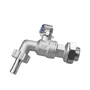 stainless steel hose tap ball valve