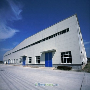Steel Warehouse Directly Factory Price Prefabricated prefab house