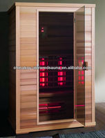 2015 Classic Solid Wood Home Infrared Sauna Cabin 02-K6