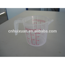 Wholesale 500ml plastic measuring cup for medicine