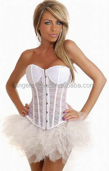 2016 new brand Sexy Corset Plus Size Cheap Waist Training Corsets (wholesale)