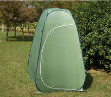 New inflatable transparent personal sport pod pop-up tent
