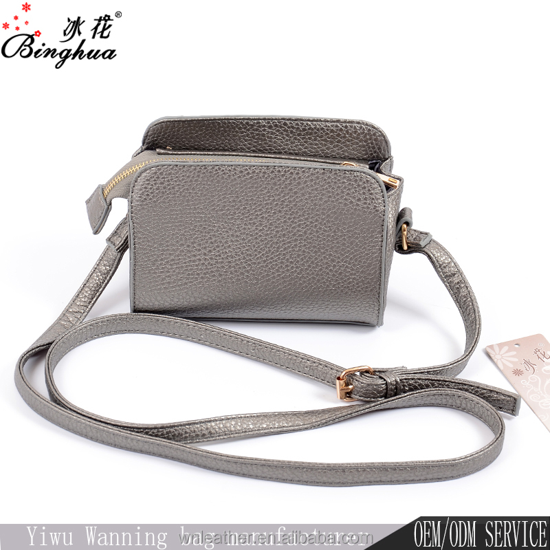 M-041 Online Shop China New Fashion High Quality PU Leather Women Bags Fashion Cross Body Bag