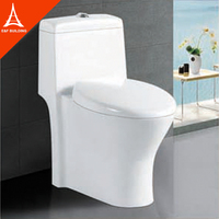 hot sale sanitary ware ready made bathroom wc toilet